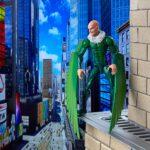 Spider-Man Marvel Legends Marvel's Vulture Action Figure 6-inch (Demogoblin BAF) 9
