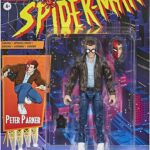 Spider-Man Marvel Legends Series 6-inch Collectible Peter Parker Action Figure Retro Collection
