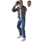 Spider-Man Marvel Legends Series 6-inch Collectible Peter Parker Retro Collection 4