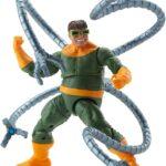 Spider Man Marvel Legends Series 6-inch Doc Ock Action Figure SPdr BAF 4