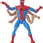 Spider Man Marvel Legends Series 6inch Six-Arm Toy