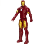Avengers Assemble Series Titan Hero Iron Man Action Figure 12 Inch