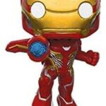 Funko POP! Marvel Avengers Infinity War Iron Man 2