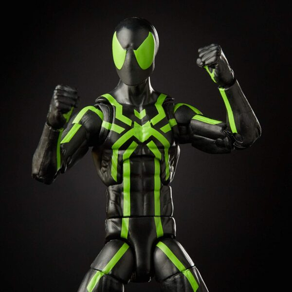 Exclusive Spider-Man Marvel Legends 6-Inch Big Time Spider-Man Action Figure