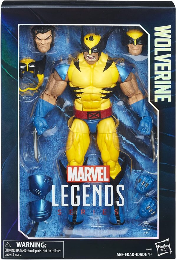 Marvel Legends Deluxe Series 12-inch Wolverine