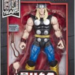 Marvel Legends Series 80th Anniversary Comic-Inspired Vintage Thor 6inch