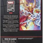 Marvel Legends Series 80th Anniversary Comic-Inspired Vintage Thor 6inch 6