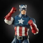 Marvel Legends Series Comics 80th Anniversary Vintage Comic-Inspired Captain America Action Figure 6Inch 6