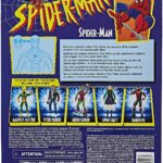 Marvel Legends Series Retro Collection Spider-Man Action Figure Collectible 6-inch 3