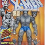 Marvel Legends The Uncanny X-Men Retro Collection Beast Action Figure 6inch