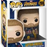 POP! Marvel Avengers Infinity War Captain America 2