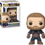 POP! Marvel Avengers Infinity War Captain America q