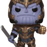 Pop! Marvel Avengers Endgame Thanos, Standard
