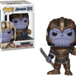 Pop! Marvel Avengers Endgame Thanos, Standard 3