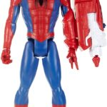 Spider-Man E0649 Titan Hero Power FX Series Action Figure 12-Inch 3