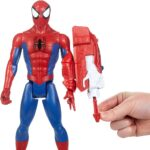 Spider-Man E0649 Titan Hero Power FX Series Action Figure 12-Inch 6