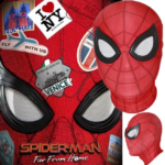 Spider Man Far From Home Mask 3D Lenses Style One Size 100