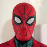 Spider Man Far From Home Mask Latex Version 2 One Size 100
