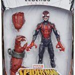 Venom Marvel Legends Miles Morales Action Figure 6-inch (Venompool BAF) 2
