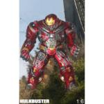 Avengers Infinity War Hulkbuster Statue Figure 11.8 Inch