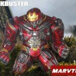 Avengers Infinity War Hulkbuster Statue Figure 11.8 Inch 2