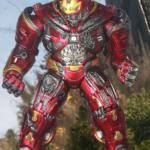Avengers Infinity War Hulkbuster Statue Figure 11.8 Inch 22