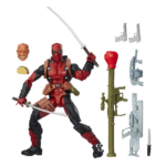 Marvel Legends Deadpool 6-inch (Juggernaut BAF) 2