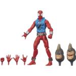 Marvel Legends Infinite Series Scarlet Spider Man Action Figure 6-inch