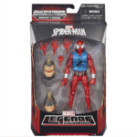 Marvel Legends Infinite Series Scarlet Spider Man Action Figure 6-inch 2