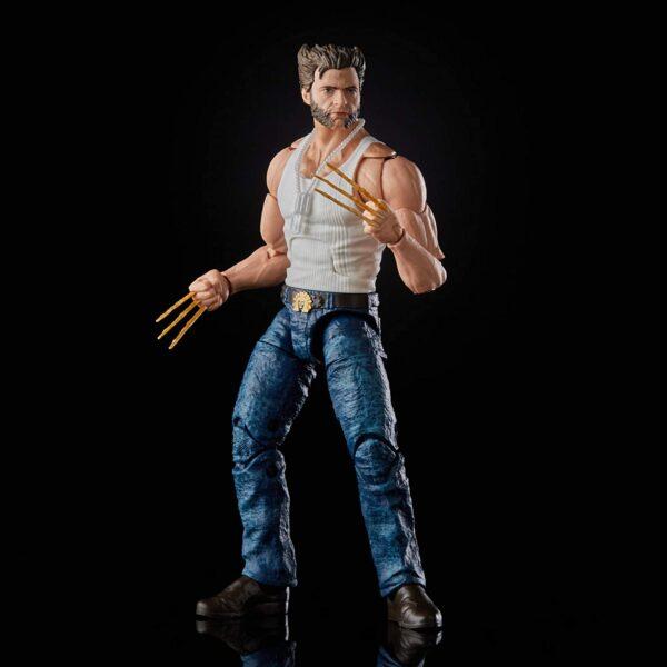 "Marvel Legends Wolverine X-Men Movie 20th Anniversary 6/"" Scale Figure Jacket"