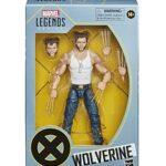 Marvel Legends Wolverine Action Figure 6-inch X-Men 20th Anniversary Amazon Exclusive 15