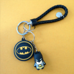 Superheroes Shields and Figures Keychains (10 different designs) 6
