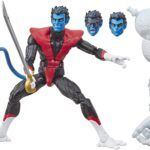 Marvel Legends Nightcrawler X-Men Action Figure 6-inch (Wendigo BAF)