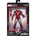 Marvel Legends Studios The First Ten Years The Avengers Iron Man Mark VII 6-inch