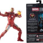 Marvel Legends Studios The First Ten Years The Avengers Iron Man Mark VII 6-inch 3
