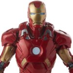 Marvel Legends Studios The First Ten Years The Avengers Iron Man Mark VII 6-inch 6