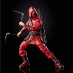 Marvel Legends Spider-Man The Hand Ninja Action Figure 6-inch (Stilt-Man BAF) 5