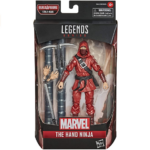 Marvel Legends Spider-Man The Hand Ninja Action Figure 6-inch (Stilt-Man BAF) 8