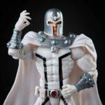 X-Men Marvel Legends Magneto Action Figure 6-inch (Tri Sentinel BAF) 4