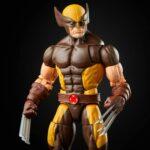 X-Men Marvel Legends Wolverine Action Figure 6-inch (Tri Sentinel BAF) 5