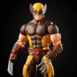 X-Men Marvel Legends Wolverine Action Figure 6-inch (Tri Sentinel BAF) 6