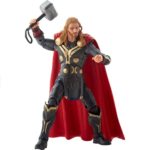 Marvel The First Ten Years Thor The Dark World Thor and Sif Action Figures 6-inch 7