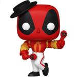Pop! Marvel Deadpool 30th Anniversary Flamenco Deadpool