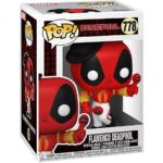 Pop! Marvel Deadpool 30th Anniversary Flamenco Deadpool 4