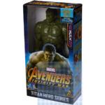 Hulk Titan Hero Power FX Avengers Infinity War 16