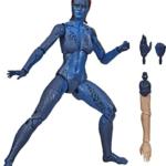 Marvel Legends Mystique X-Men 20th Anniversary Action Figure 6-inch